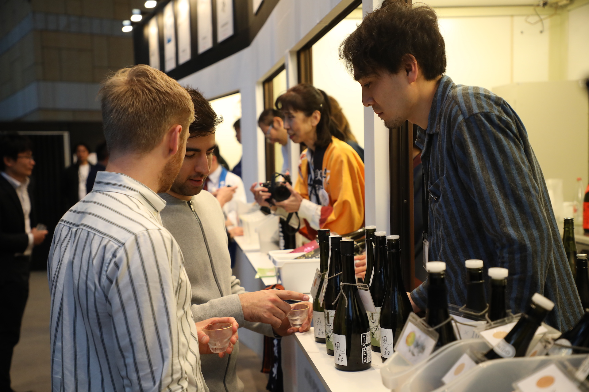 CRAFT SAKE WEEK 2018 東北
